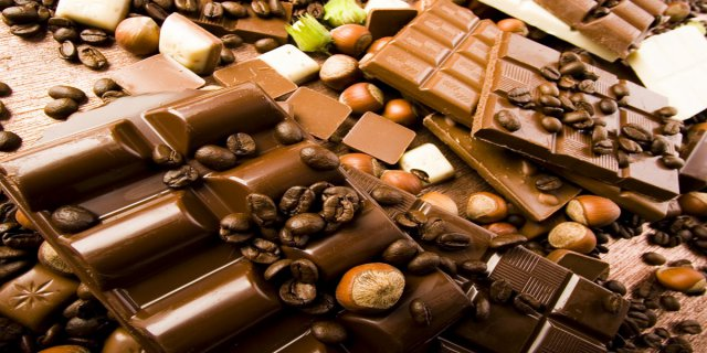 Chocolate is one of the most delicious sweets in the world.